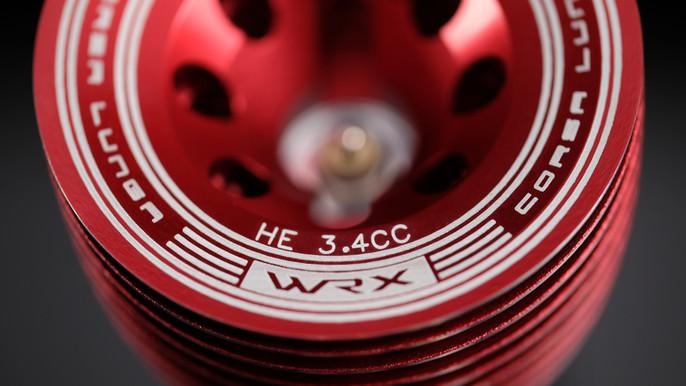 New WRX HE 3.4CC