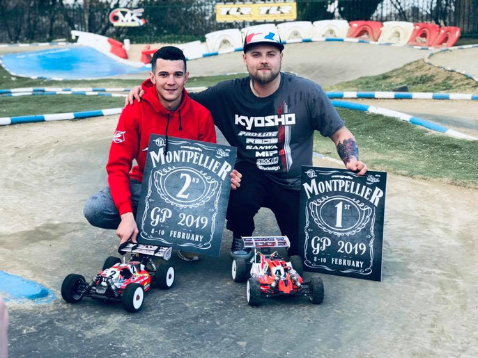 Boots Wins 2019 Montpellier GP!