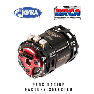 Factory Selected Motors BRCA Approved!