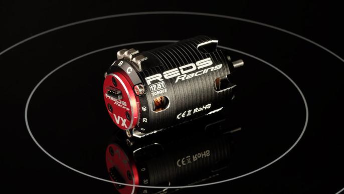 REDS New 17.5T  High Torque Motors
