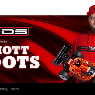 Elliott Boots Continues with Reds Racing!