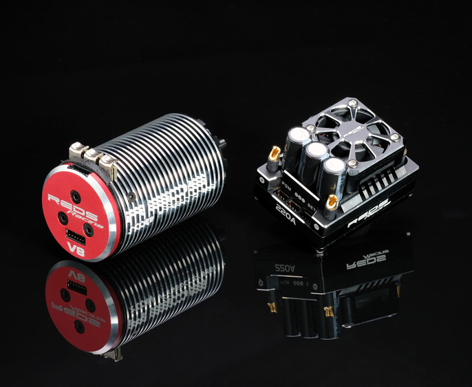 REDS New 2350 KV and 2800 KV Motors!