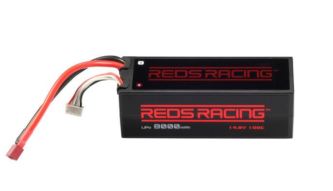 Reds Racing 4s Batteries