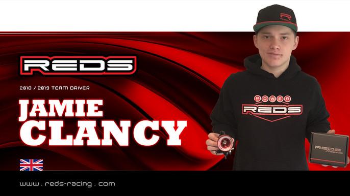 Jamie Clancy joins REDS Racing!