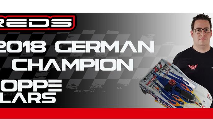 Lars HoppeWins German Nationals!