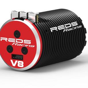 REDS RACING V8 1/8 Brushless Motors