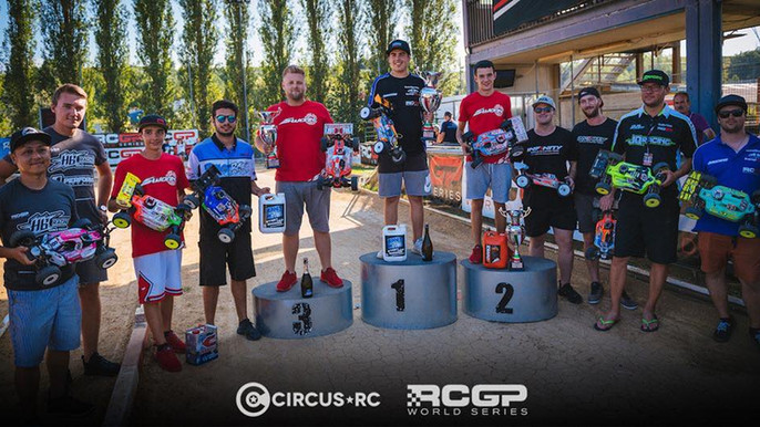 RC GP Race Report