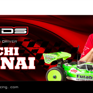 Yuichi Kanai continues with Reds Racing!