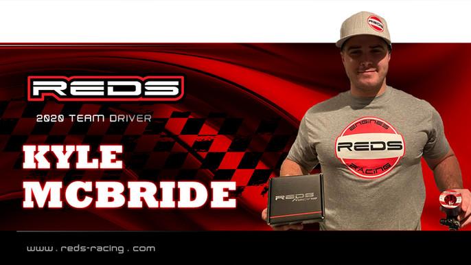 Kyle McBride Joins Reds Racing!