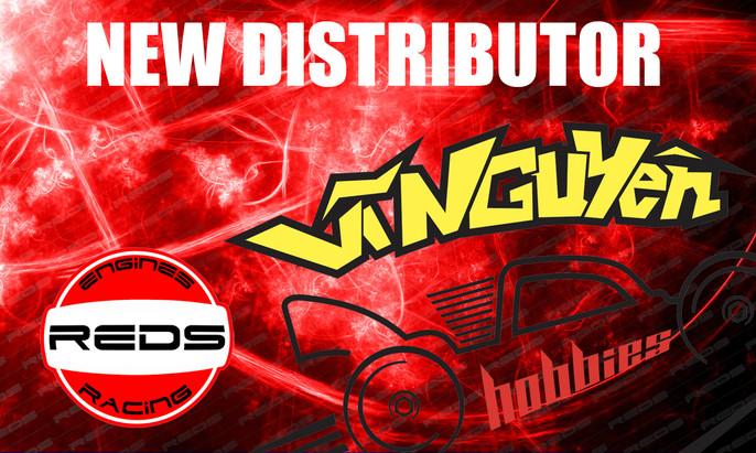 New distributor in Vietnam!