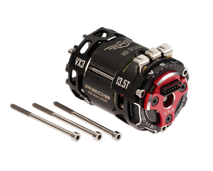 Reds New 1/10 VX3 Factory Selected Motors