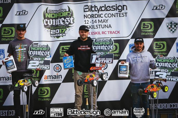 Elliott Boots wins Nordic Contest