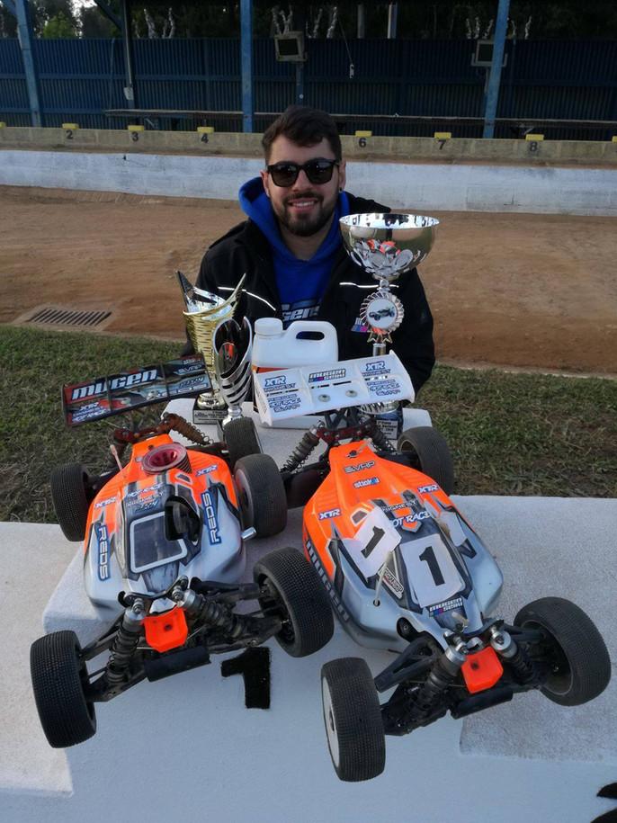 Monteiro TQ and Win at Portoguese Nats Rd1!