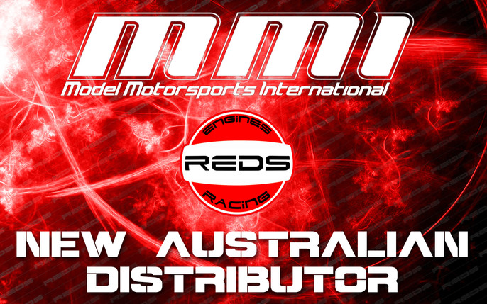 New Australian Distributor!