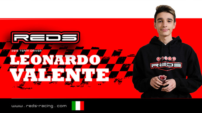 Valente re-signs with Reds Racing!