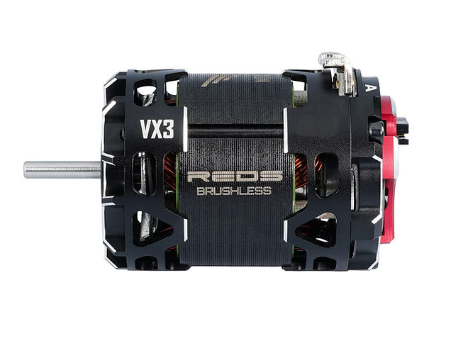 Reds Racing VX3 Brushless Motor 1-10 sid