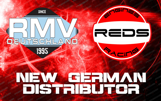New onroad distributor in Germany!