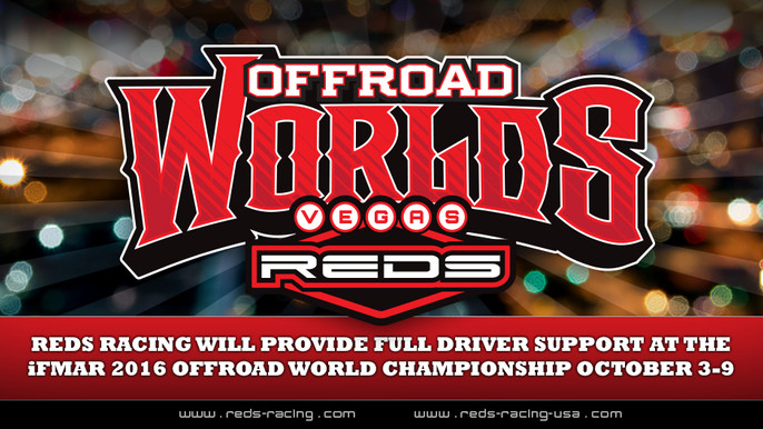 REDS Support at the iFMAR World Championship