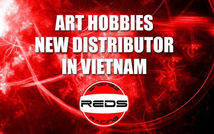 New Distributor in Vietnam