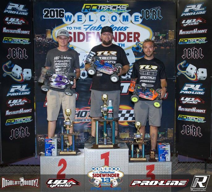Maifield wins at Sidewinder Nitro Explosion