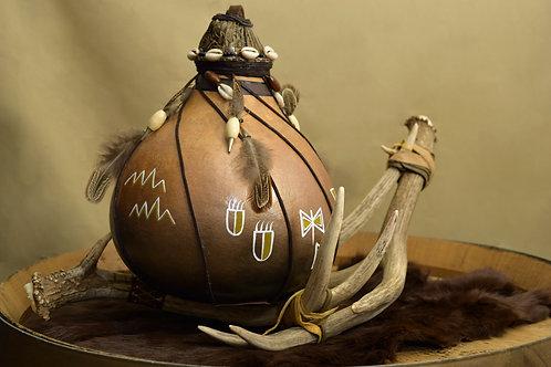Light Rattle Gourd