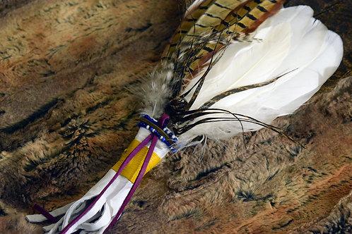 Simple Ceremonial Smudge Fan