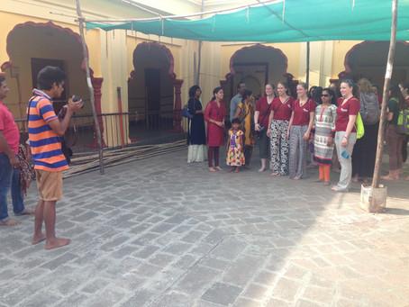 The Journey to Aurangabad