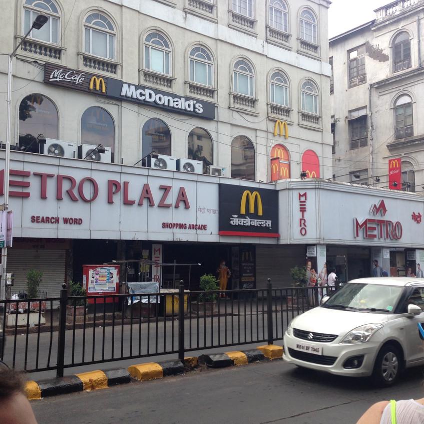 McDonald's in Mumbai