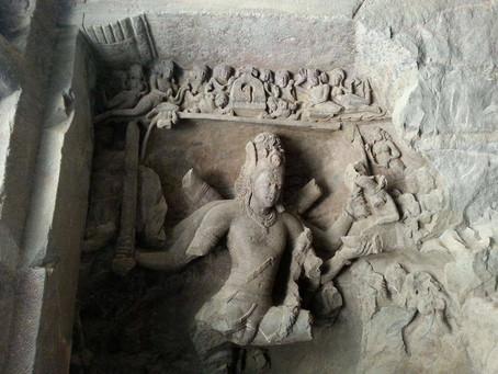 The Elephanta Caves of Mumbai
