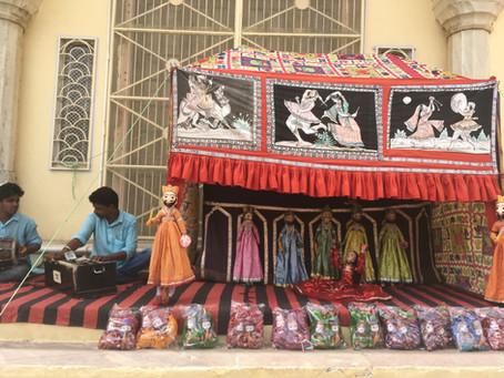 Day 2 in Jaipur!
