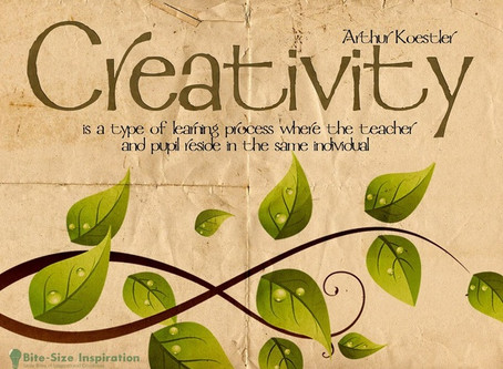 Musings on Creativity