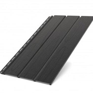 vollständige Deckenplatte schwarz (200 x 30,5 cm)