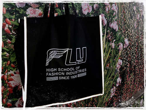 FLY Reflective Tote Bag