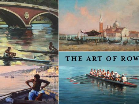 Exhibit: Winning Art of Rowing