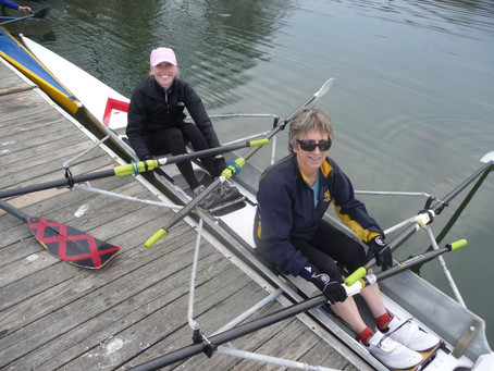 NRC Group Rowing