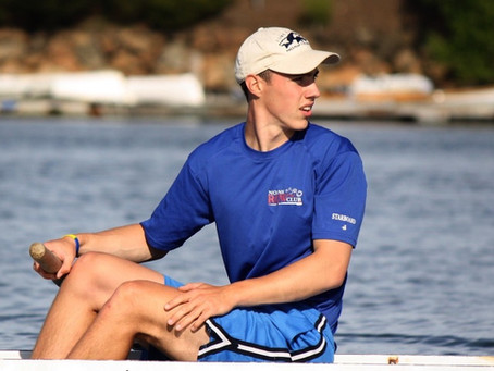 Rower Spotlight: Ryan Krupansky
