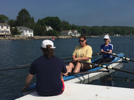 Learn to Row for Adults!