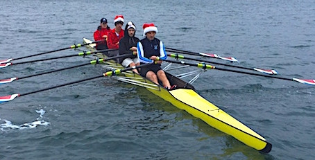 Upcoming Winter Rowing Events