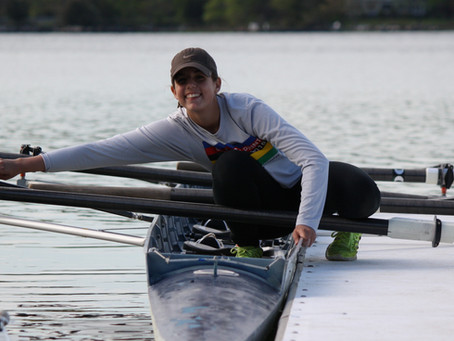 Rower Spotlight: Abby Wilson