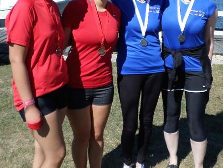 Fall Rowing Season was FULL !
