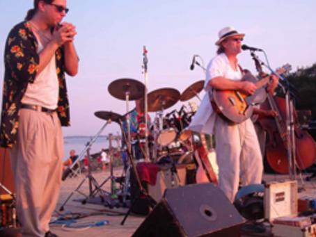 Concert on the Beach-Bash!