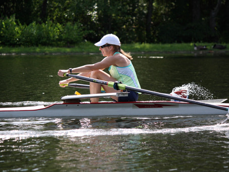 Fall Into Rowing Class
