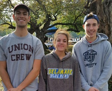 NRC Rowers Talk About Rowing in College
