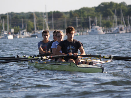 Summer Classes & Group Rowing