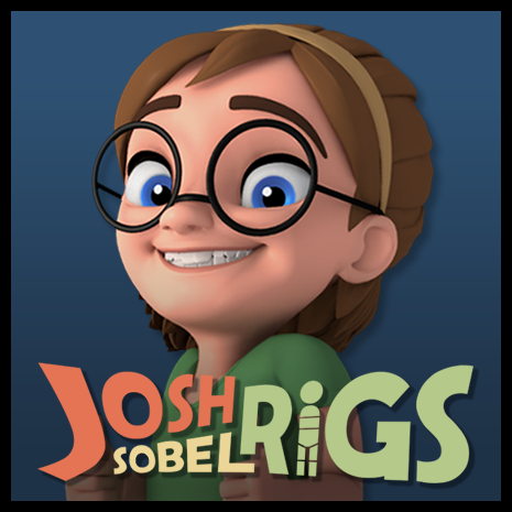 Josh Sobel Rigs - Maya Python For Noobs Turotial