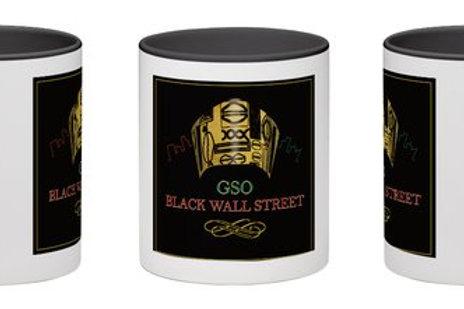 GSO BW Mug (Black)