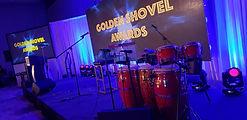 https://www.pixels.earth   LED Walls - Live Event - Golden Shovel Award at Texas Live at Loews