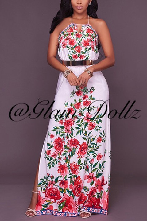 "The "" Tiesha"" Dress"