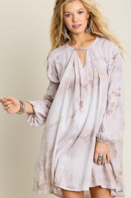 Stone Shirt Dress