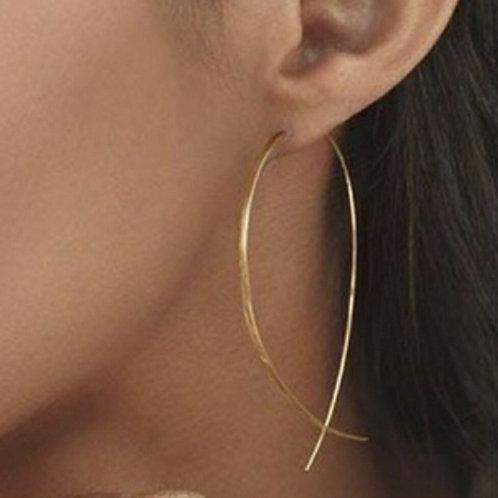 Poppy Petals Earrings